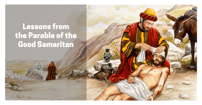 Lessons from The Parable of the Good Samaritan
