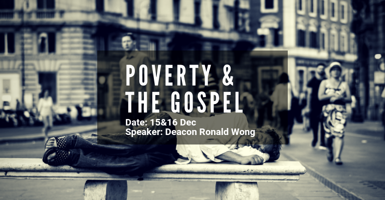 Poverty and the Gospel