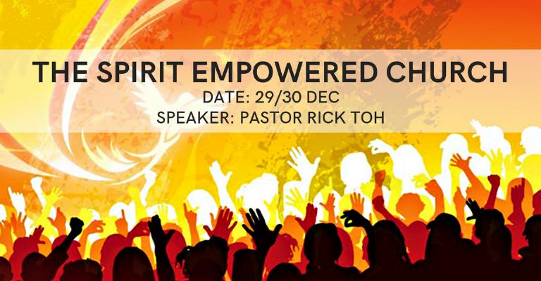 The Spirit-Empowered Church