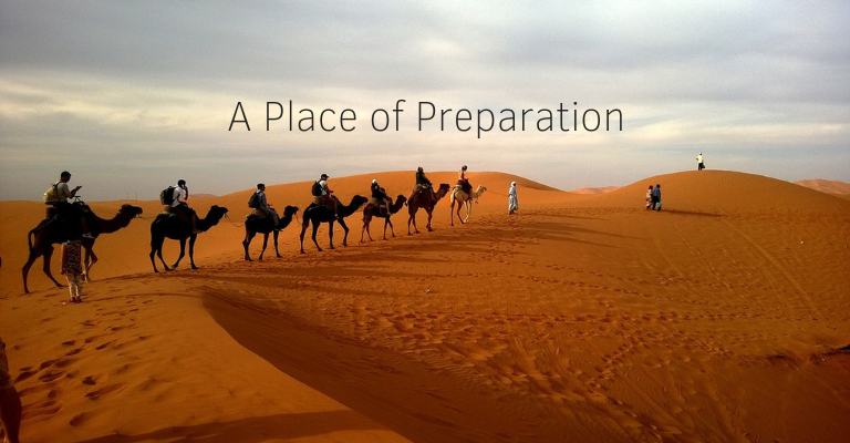 A Place of Preparation (Isaiah 40:3-5)